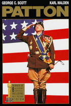 "Poster art for ""Patton."""
