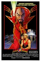 "Poster art for ""Flash Gordon."""