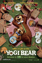 "Poster art for ""Yogi Bear"""