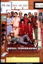 "Poster art for ""The Royal Tenenbaums."""