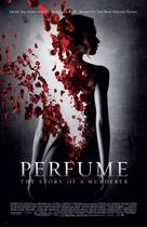 "Poster art for ""Perfume: The Story of a Murderer."""