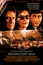 "Poster art for ""Moonlight Mile."""