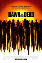 "Poster art for ""Dawn of the Dead."""