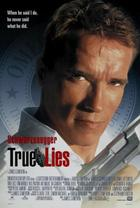 "Poster art for ""True Lies."""
