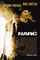 "Poster art for ""Narc."""
