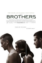 "Poster art for ""Brothers."""