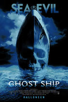 "Poster art for ""Ghost Ship."""