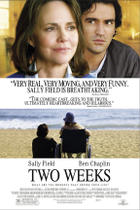 "Poster art for ""Two Weeks."""