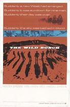 "Poster art for ""The Wild Bunch."""