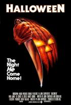 "Poster art for ""Halloween."""