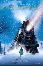 "Poster art for ""The Polar Express."""