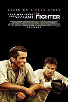 "Poster art for ""The Fighter"""