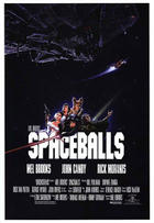 "Poster art for ""Spaceballs."""