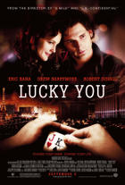 "Poster art for ""Lucky You."""