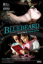 "Poster art for ""Bluebeard."""