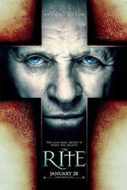 "Poster art for ""The Rite"""