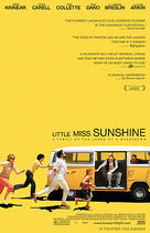 "Poster art for ""Little Miss Sunshine."""