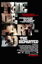 "Poster art for ""The Departed."""