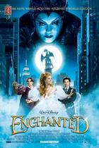 "Poster art for ""Enchanted."""