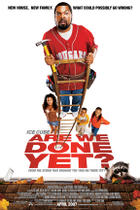 "Poster art for ""Are We Done Yet?"""