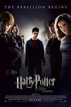"Poster art for ""Harry Potter and the Order of the Phoenix."""