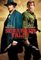 "Poster art for ""Seraphim Falls."""