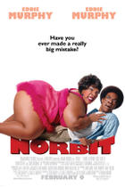 "Poster art for ""Norbit."""