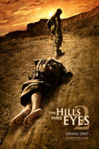 "Poster art for ""The Hills Have Eyes 2."""