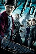 "Poster art for ""Harry Potter and the Half-Blood Prince."""