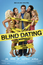 "Poster art for ""Blind Dating."""