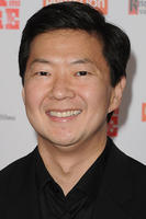 Ken Jeong at the Hollywood premiere of 'Casa De Mi Padre.'