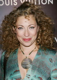 Alex Kingston Picture