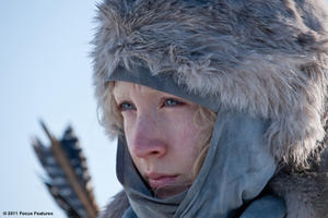 Saoirse Ronan as Hanna in ``Hanna.''