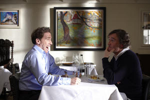 "Rob Brydon and Steve Coogan in ""The Trip.''"