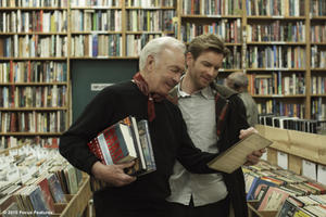 "Christopher Plummer as Hal and Ewan McGregor as Oliver in ""Beginners.''"