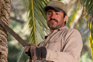 Demian Bichir as Carlos Riquelme in ``A Better Life.''