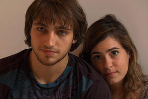 Gabriel and Danielle in ``Love Etc.''