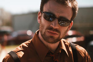 Chris Evans as Mike Weiss in ``Puncture.''