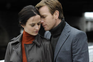 "Eva Green as Susan and Ewan McGregor as Michael in ""Perfect Sense.''"