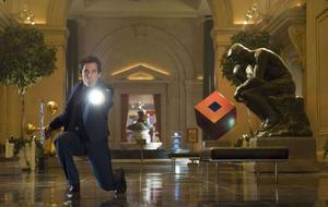 "Ben Stiller as Larry Daley in ""Night at the Museum: Battle of the Smithsonian."""