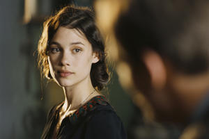 Astrid Berges-Frisbey as Patricia Amoretti in ``The Well Digger's Daughter.''