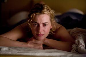 "Kate Winslet as Hanna Schmitz in ""The Reader."""