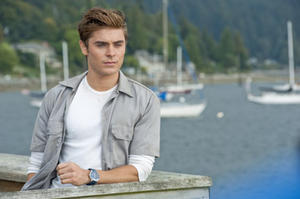 "Zac Efron in ""Charlie St. Cloud."""