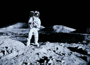 "A scene from ""Apollo 18."""