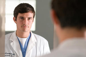 "A scene from ""The Good Doctor."""