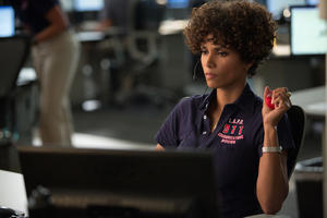 "Halle Berry as Jordan Turner in ""The Call."""