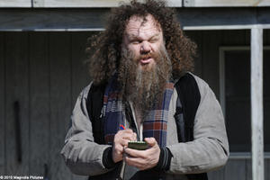 "John C. Reilly as Gershon in ""The Extra Man."""