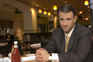 "Jack Abramoff in ""Casino Jack and the United States of Money."""
