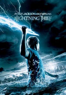 10. Percy Jackson & The Olympians: The Lightning Thief