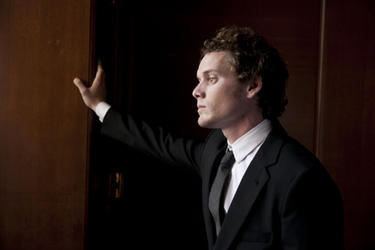 Anton Yelchin as Jacob in ``Like Crazy.''